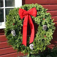 Traditional Wreath - 30