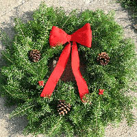 Traditional Wreath - 18