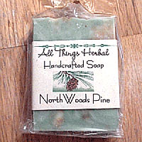 Handmade Pine Bar Soap - SHIPPED TO A SEPERATE ADDRESS