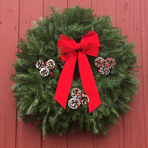 NEW for 2019 Just Launched Traditional Cluster Wreath