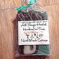 Northwoods Cottage Soap - SHIPPED TO A SEPERATE ADDRESS